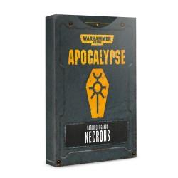 Apocalypse Datasheets: Necrons (Inglés)