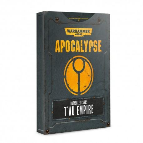 Apocalypse Datasheets: T'au Empire (Inglés)