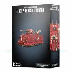 Adeptus Mechanicus Skorpius Disintegrator (1)
