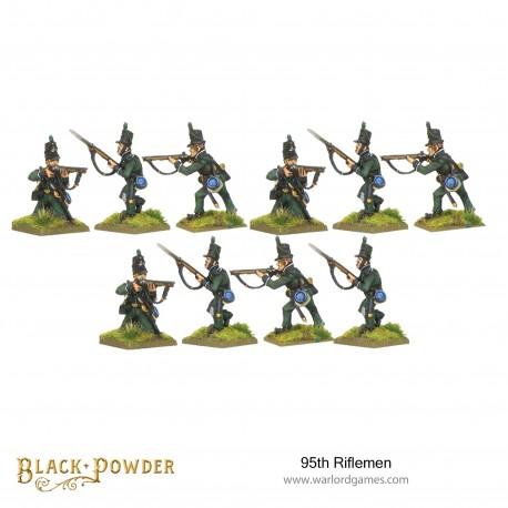 British 95th Riflemen