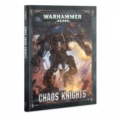 Codex: Chaos Knights (English)