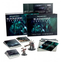 Black Stone Fortress: Traitor Command (Spanish)