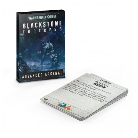 Black Stone Fortress: Arsenal Avanzado (Castellano)