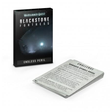 Black Stone Fortress: Peligro Incesante (Castellano)
