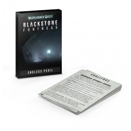 Black Stone Fortress: Endless Peril (Inglés)
