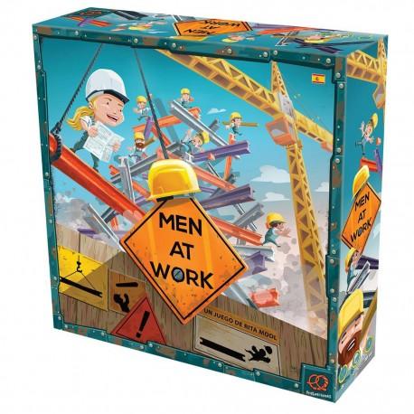 Men at Work (Spanish)