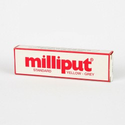 Milliput Standard Red Epoxy Putty 113,4 g