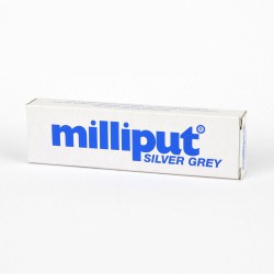 Milliput Silver Grey Epoxy Putty 113,4 g