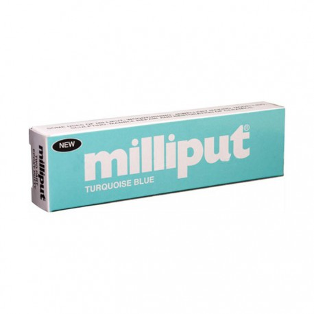 Milliput Turqoise Blue Epoxy Putty 113,4 g