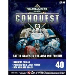 Warhammer 40000: Conquest - Fascículo 40