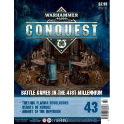 Warhammer 40000: Conquest - Fascículo 43
