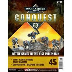 Warhammer 40000: Conquest - Fascículo 45