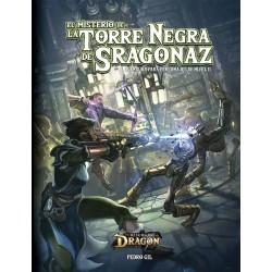 El misterio de la Torre Negra de Sragonaz (Spanish)