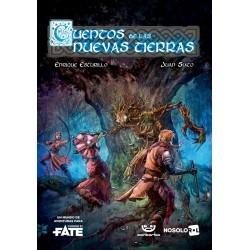 Cuentos de las Nuevas Tierras (Spanish)