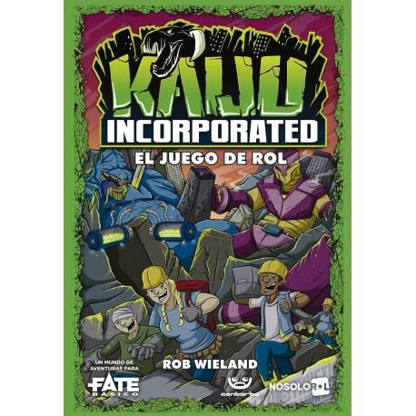 Kaiju Incorporated (Spanish)