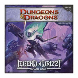 Dungeons & Dragons: The Legend of Drizzt (English)