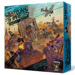 Wasteland Express Delivery Service (Spanish)