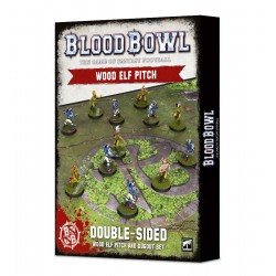 Blood Bowl: Campo Wood Elves