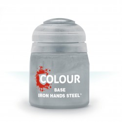 Base - Iron Hands Steel (21-46)