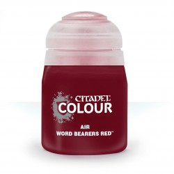 Air - Word Bearers Red (24ml) (28-75)