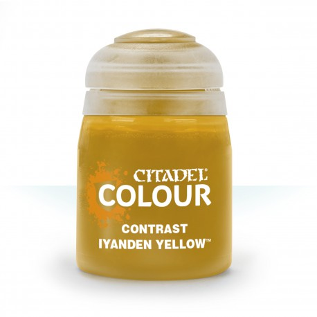 Contrast - Iyanden Yellow (18ml) (29-10)