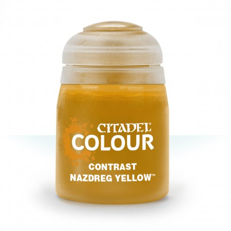 Contrast - Nazdreg Yellow (18ml) (29-21)
