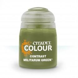 Contrast - Militarum Green (18ml) (29-24)
