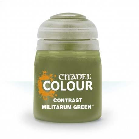 Contrast - Militarum Green (18ml) (29-24)