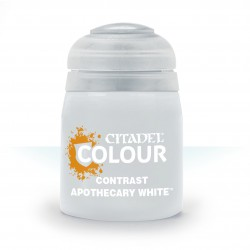 Contrast - Apothecary White (18ml) (29-34)