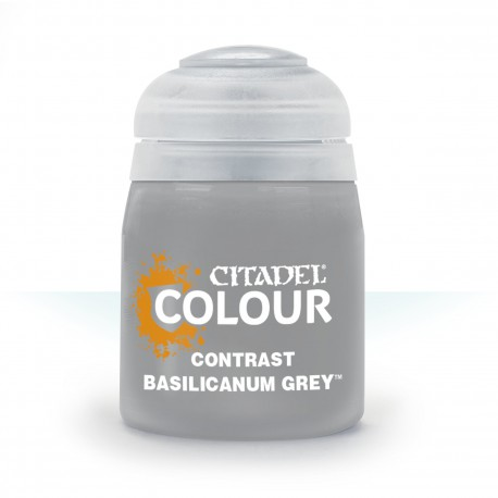 Contrast - Basilicanum Grey (18ml) (29-37)