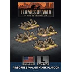 Parachute 57mm Anti-tank Platoon (Plastic)