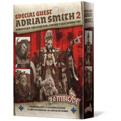 Adrian Smith 2 - Green Horde Special Guest (Spanish)