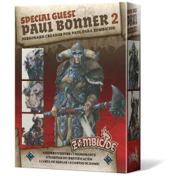 Paul Bonner 2 - Green Horde Special Guest (Spanish)