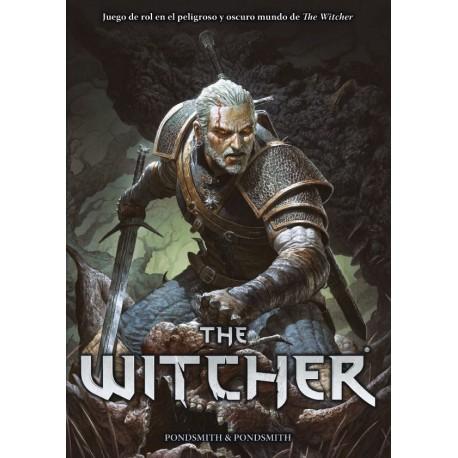 The Witcher (RPG) - Libro Básico (Spanish)