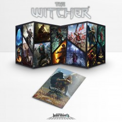 The Witcher (RPG) - Pantalla