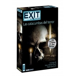 Exit - Las Catacumbas del Terror (Aventura Doble) (Spanish)