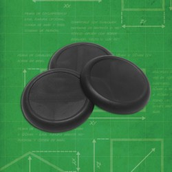(10) Round Lipped Bases 30mm