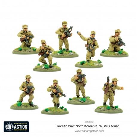 North Korean KPA SMG Squad