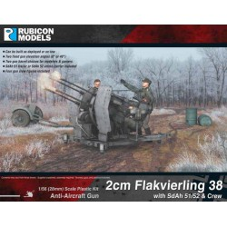 2cm Flakvierling 38 SdAh 51/52