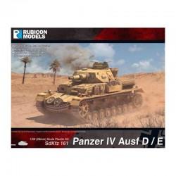 Panzer IV Ausf D/E