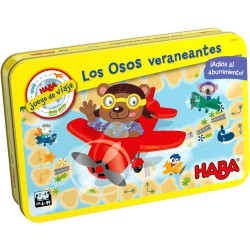 Los Osos Veraneantes (Spanish)