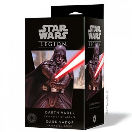 Darth Vader Expansión de agente (Spanish)