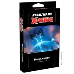 X-Wing: Arsenal Completo (Spanish)