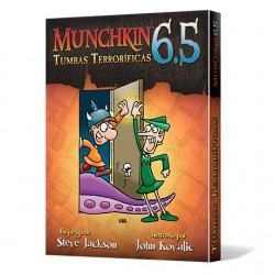 Munchkin 6.5: Tumbas Terroríficas (Spanish)