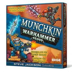 Munchkin Warhammer 40.000 (Spanish)