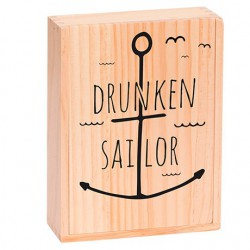 Drunken Sailor (Spanish)