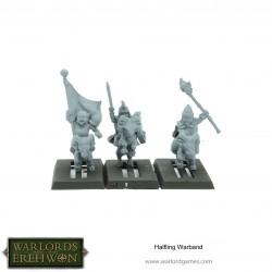 Halfling Goat Rider Heroes & Command