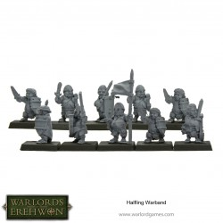 Halflings with Swords