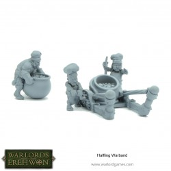 Halfling Pot Launcher