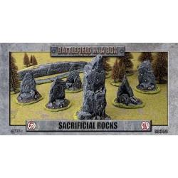 Sacrificial Rocks - 30mm